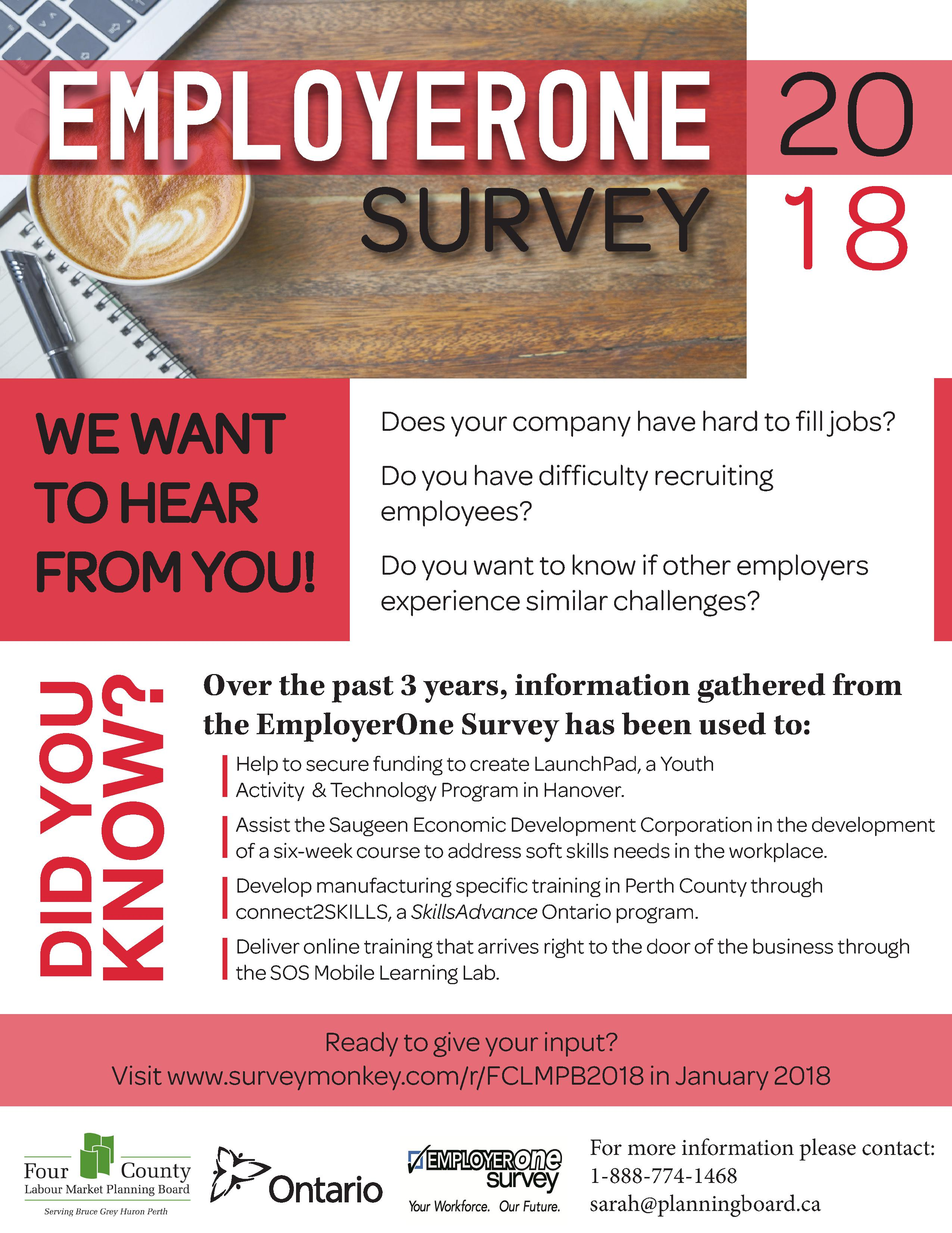 EmployerOne 2018 Survey
