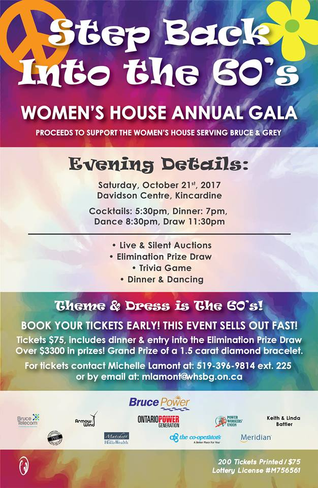 Women's House Annual Gala